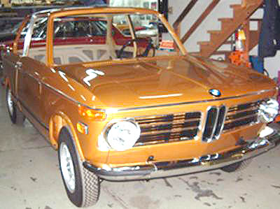 Quot 2002 Show Car Quot The Werk Shop
